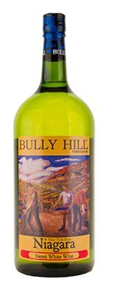 Bully Hill Vineyards Niagara